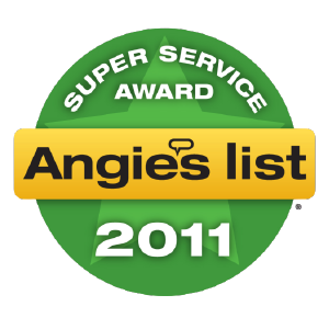 Angie's List Super Service Award Winner 4