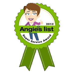 Angie's List Super Service Award Winner 3