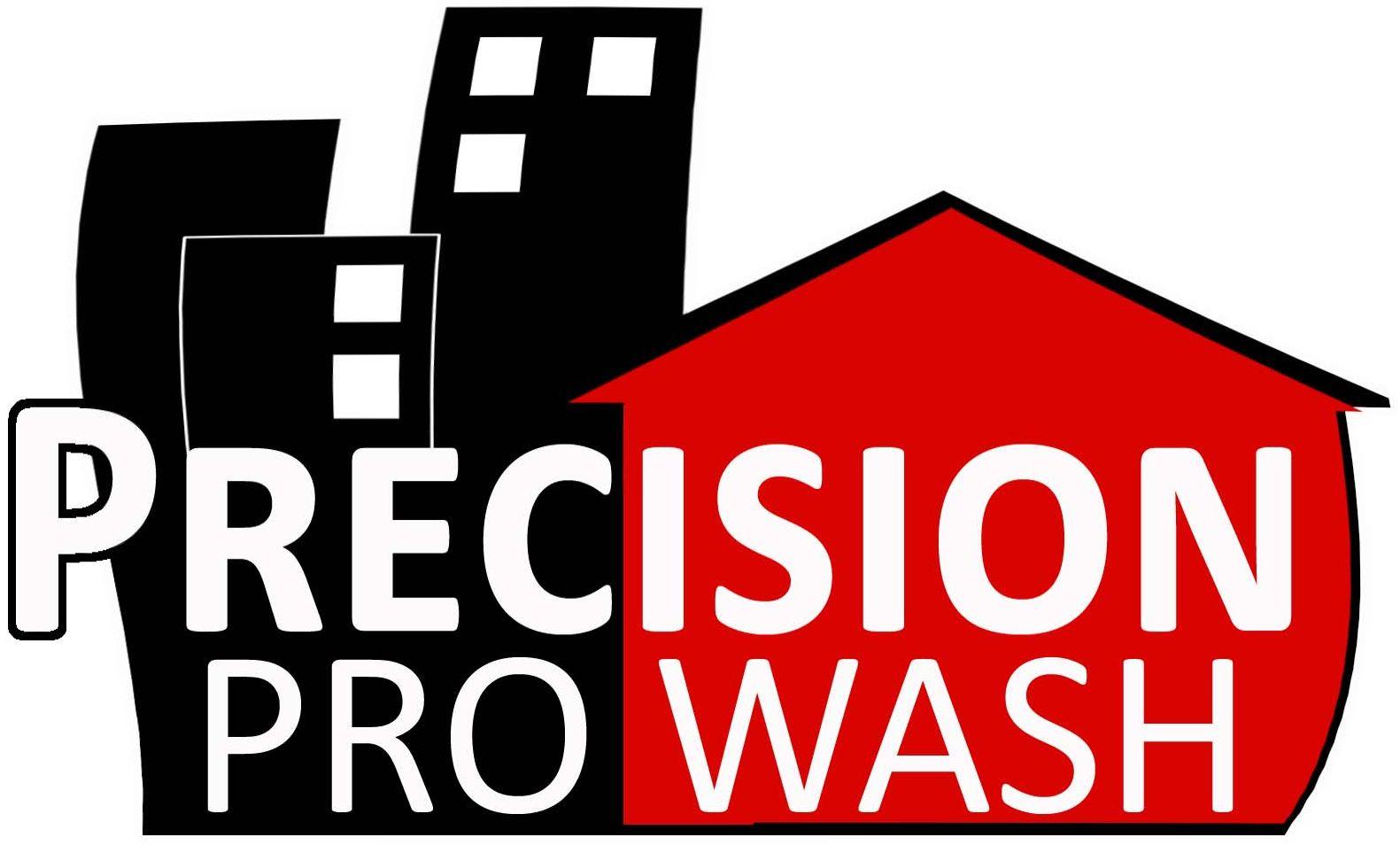 The Precision Pro Wash Logo.