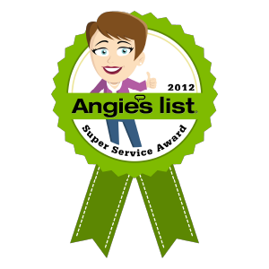 Angie's List Super Service Award Winner 3