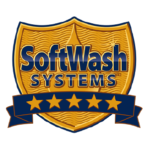 Softwash systems certified.